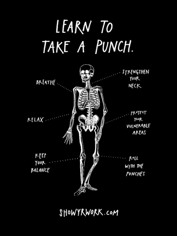 Learn to Take a Punch